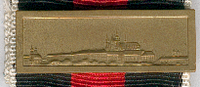 Sudetenland Medal Prague Castle Bar