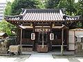 Sugawara-jinja (Sakai, Osaka) haiden.jpg