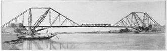 Lansdowne Bridge Rohri - Lansdowne Bridge