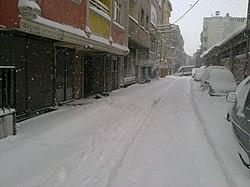 Sultangazi 2012 February Snow Day - panoramio.jpg
