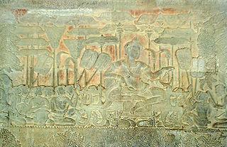 Suryavarman II Cambodian king