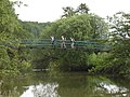 Suspension Bridge over River Derwent - geograph.org.uk - 1053172.jpg