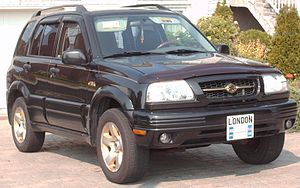 Suzuki Grand Vitara 1997 — 2005 (5-дв.)