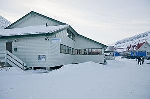 Svalbardposten - Longyearbyen, Svalbard