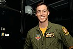 Swimming to soaring, Airman excels in water, air 141003-F-CX352-051.jpg