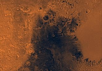 Syrtis Major Planum - Image: Syrtis Major MC 13