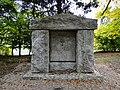 Szczecin Cmentarz Centralny nagrobek rodziny Toepfer.jpg