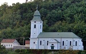 Reformed Church, Șimleu Silvaniei - Image: Szilágysomlyó ref church 2