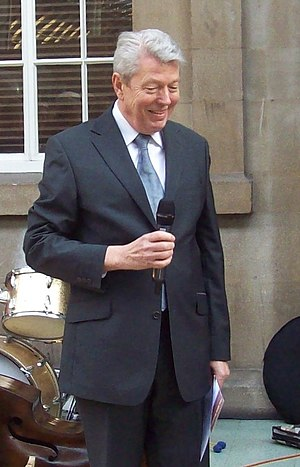 Alan Johnson - Johnson in Hull, 2011