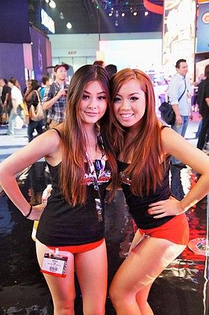 Tekken Tag Tournament 2 - Promotion at the E3 2012