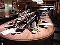 TW 台灣 Taiwan 中正區 Zhongzheng District 台北車站 Taipei Main Metro Station 微風台北站 Breeze Taipei Station 2nd Floor mall shop Kurogeya Japanese Restaurant dinner August 2019 SSG 03.jpg