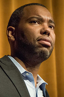 Ta-Nehisi Coates writer, journalist, and educator