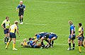Tackle Middlesex Sevens bath rugby 18 08 2007.jpg