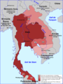 Tailàndia - Pèrdas territòrialas dins lo corrent dau periòde coloniau.png