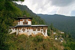 Thimphou: TangoMonastery