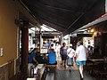 Tapas alley, Calle Santo Domingo, Benidorm, 15 July 2016 (2).JPG