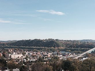 Tarentum, Pennsylvania - 2015 View of Tarentum, PA