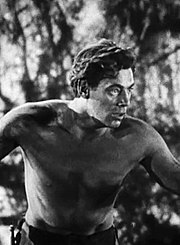 Tarzan the Ape Man (1932) Trailer - Johnny Weissmuller (cropped).jpg