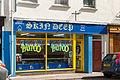 Tattooist on Hope Street, St Helier, Jersey.JPG