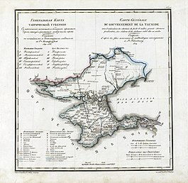 Taurida governorate 1822.jpg