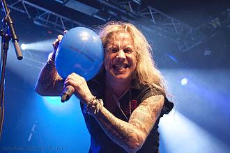 Ted Poley - Ted Poley live at Klubben in Fryshuset, Stockholm, Sweden on December 3, 2010
