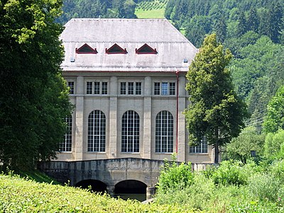 Picture of Kraftwerk Arnstein