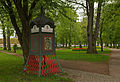 Telephone booth in Vadstena 2010.jpg