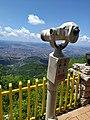 Telescope at Dajti mountain.jpg