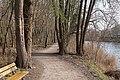 Teltowkanal promenade in Kleinmachnow 2021-02-24 05.jpg