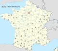 Températures minimales en France le 7 janvier 2009 (jour le plus froid de l'année 2009).png