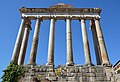 Temple of Saturn, Roman Forum, Rome (31659982656).jpg