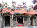 Temple of the Lords of the Three Mountains in Dapi, Yunlin.jpg