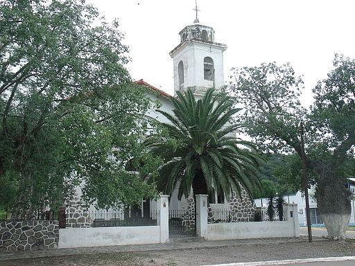 Templo católico de Villa La Punta