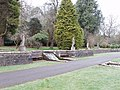 Terrace with statues, Johnstown Castle - geograph.org.uk - 1274598.jpg