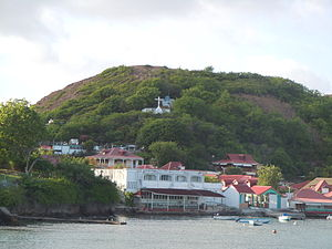 Petite-Anse, les Saintes - Image: Terre de Haut Calvaire