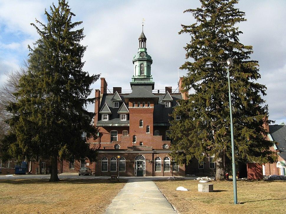 Tewksbury Hospital, Old Administration Building