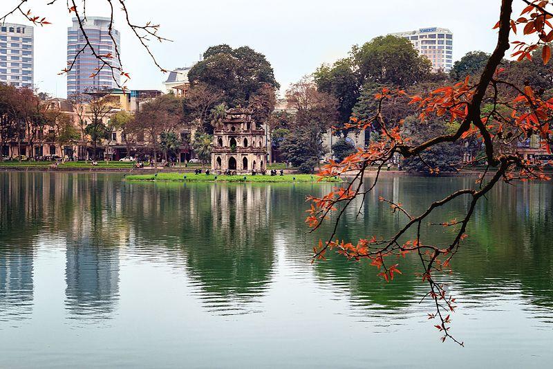 File:Tháp Rùa ở Hà Nội.jpg