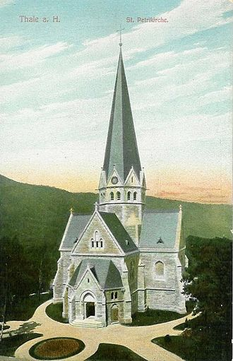 Thale - St. Peter's Church (1908)