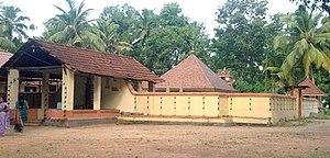 Pallippad - Thalikkal temple