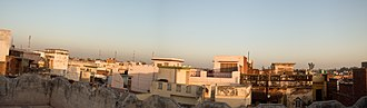 Thana Bhawan - Image: Thanabhawan sunset panorama panoramio