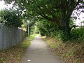 The 'Ash Path', Elmdon Heath - geograph.org.uk - 1393290.jpg