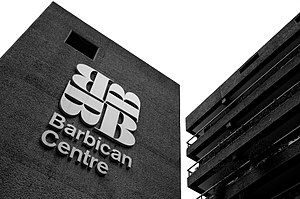 Barbican Centre - Image: The Barbican