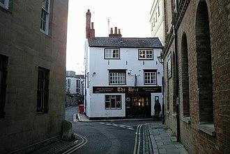 Bear Inn, Oxford - Image: The Bear Oxford