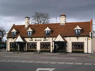 Weeley - The Black Boy Inn
