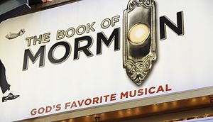The Book of Mormon musical, Eugene O´Neill The...
