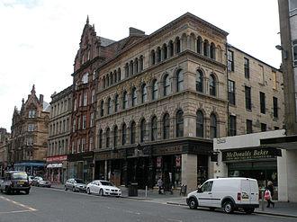 Britannia Music Hall - The Britannia Music Hall in 2011 after outer restoration