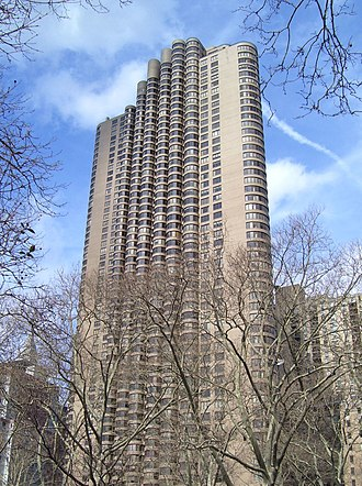 The Corinthian (Manhattan) - Image: The Corinthian 645 First Ave from south