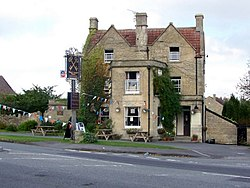The Cross Keys, Combe Down - geograph.org.uk - 1561688.jpg