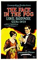 The Face in the Fog (1922) film poster.jpg