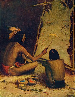 Child development of the indigenous peoples of the Americas